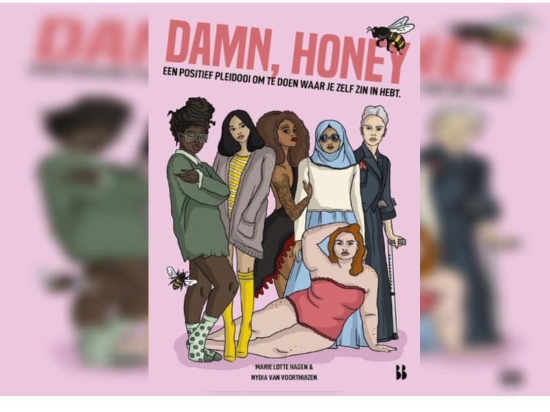 De boekentip van Tina Damn Honey
